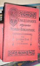 1850-1899 Erstausgabe Antiquarische Bücher aus Europa für Belletristik