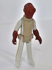 Admiral Ackbar 1982 - Wave 1 (65-back) - Vintage Star Wars - Kenner