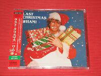 WHAM ! GEORGE MICHAEL  LAST CHRISTMAS JAPAN 2 TRACKS CD
