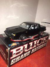 1987 Buick Grand National GMP 1/18 Scale RARE