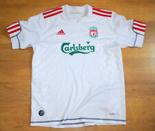 adidas Liverpool 2009/2010 3rd shirt (For age 11/12)