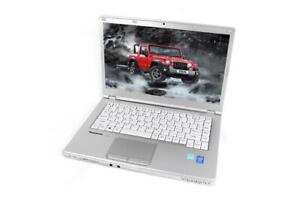 """Panasonic Toughbook CF-LX3 14""""(1600x900) i5-5300U/ 4GB/ 120GB SSD (A-)"""