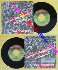 LP 45 7'' LA FLAVOUR To the boys in the band 1981 italy DERBY no cd mc dvd (*)