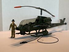 GI Joe 1983 Dragonfly With Wild Bill - Complete
