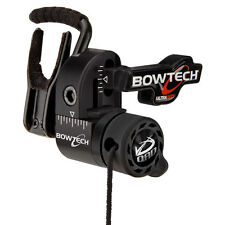 New 2017 QAD UltraRest BowTech Bows BLACK Ultra Rest Left Handed LH Drop Away