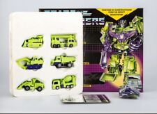 TRANSFORMERS G1 Reissue Devastator Brand New Gift Kids Toy Action
