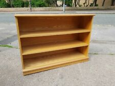 Commercial Low Bookcases Bookshelf Storage Shelving FREE MANCHESTER DELIVERY