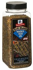 Mccormick Grill Mates Montreal Steak Seasoning - BBQ seasoning - 822g Large  USA