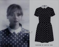 River Island Cosplay  Polka Dot Spot Spotted Celebrity Dress - Size 16