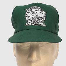 NWOT VTG JOHN DEERE PLOW BASEBALL HAT CAP LID Keeping the Promise Green Farmers