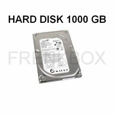 "HARD DISK 3,5"" 1 TERABYTE 1000GB 1TB 7200RPM Seagate barracuda"