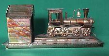Berkley Design Vntg Metal Train Engine Musical Plays Chattanooga Choo Choo Works