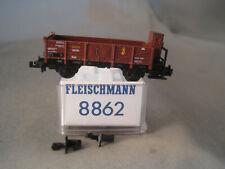Fleischmann N  schöner Güterwagen für Sammler   wie neu mit OVP  858827K