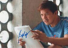 Brillante Mendoza Autogramm signed 20x30 cm Bild