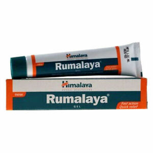 10 x 30 GM Himalaya Herbal Rumalaya Gel for Pain Relief - Free Shipping
