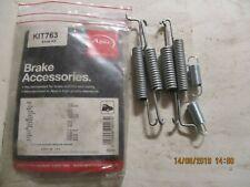 KIT763 Brake Shoe Fitting Kit Fits: Audi A2, 80, 90 VW Golf Passat Polo Seat