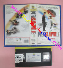 VHS film PLEASANTVILLE 1998 Gary Ross Maguire MEDUSA 1070201 (F131) no dvd