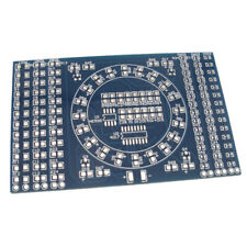 SMD Rotating LED SMD Components Soldering Practice Board Skill Training Kit New
