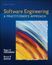 Software Engineering A Practitioner'S Approach 8E