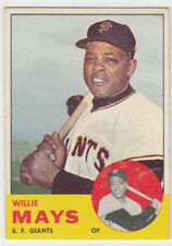 1963 Topps Willie Mays #300