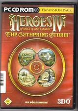 Heroes Of Might And Magic IV 4 The Gathering Storm ADDON PC Spiel