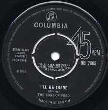 "SONS OF FRED ""I'LL BE THERE"" ORIG UK 1965 KILLER R&B/FREAKBEAT FLEUR DE LYS"