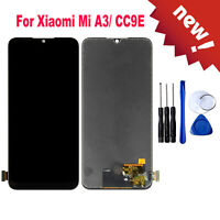 TFT LCD Display Touch Screen Digitizer Assembly Replace For Xiaomi Mi A3/ CC9E