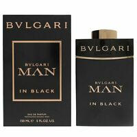 Bvlgari Man in Black Edp Eau de Parfum Spray for Men 150ml