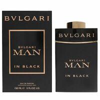 Bvlgari Man in Black Edp Eau de Parfum Spray for Men 150ml