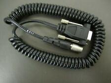 Nikon 148-SCNTG Total Station 9 Serial Pin cable for Data Collector/PC | 14465ER