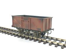 More details for gaugemaster 16t mineral wagon br bauxite 570260 weathered o gauge gm7410306