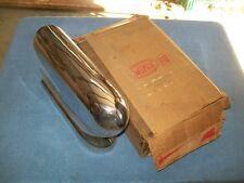 1955 Desoto Firedome Fireflite NOS MoPar Right Front Bumper GUARD #1541620