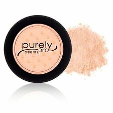 Purely Pro Cosmetics Mineral Foundation, Transparent, 0.0010 Ounce