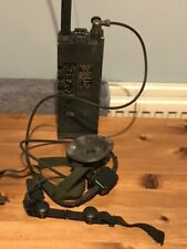 Clansman Military RT349 PRC349 Personal radio section & squad use COMPLETE