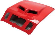 Maier Mfg Scooped Hood for Polaris RZR Red 19471-12 1404-0353 65-19471FR Hood