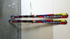 Salomon GC Series Skis, 170 cm, excellent condition-used