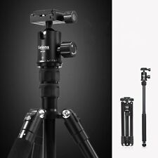 Selens Pro Portable Tripod Monopod Ball Head Compact Travel Stand fr DSLR Camera