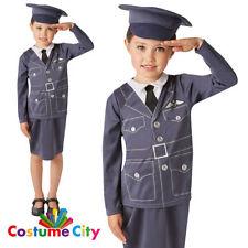 Rubie's Polyester World War II Fancy Dresses for Boys