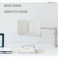 Actto Flexible Arm Book/ Tablet PC Stand Document Paper Reading Stand New BST-22