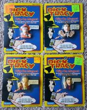 Vintage Nos Dick Tracy Clip on Magnet Figures Al Big Boy Caprice Pruneface Lot 1