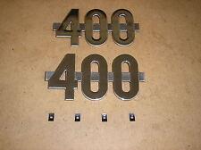 IH /  FARMALL / 400 /  NEW /  #400  SIDE EMBLEMS / FOR TRACTORS / # 17-18-206