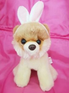 Gund Boo With Bunny ears