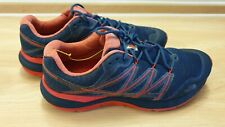 The North Face Risk Red Men Blue Shady Shoe Ultra Cardiac Ii Classics ukSize 12