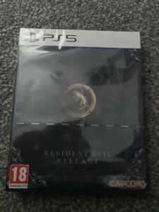Resident Evil Village Steel Book Edition (PS5)