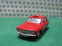 Vintage  -  RENAULT 12 Fire engine  -  1/43  Auto-Pilen  294/503