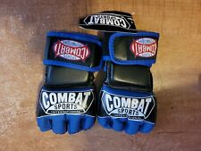 Combat Sports Pro Style Mma Sparring Training Grappling Bag Gloves Youth Medium