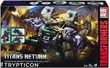 Hasbro TRANSFORMERS Titans Return Decepticon Necro & Full-Tilt TRYPTICON NEW