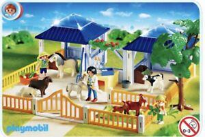 Playmobil. 4344 Tierklinik Tierpflegestation, gebraucht