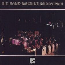 FREE US SHIP. on ANY 3+ CDs! ~Used,Good CD Buddy Rich: Big Band Machine
