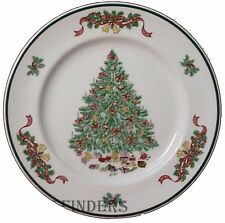 JOHNSON BROTHERS china VICTORIAN CHRISTMAS England DINNER PLATE 10-1/4""